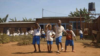 Anuncio Unicef Niños