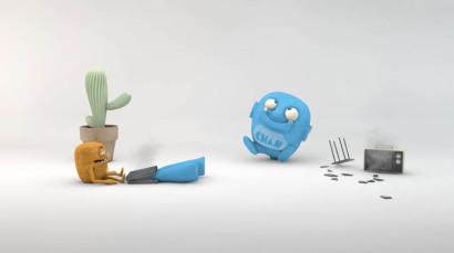 Animacion y Modelado 3D personajes Tachan