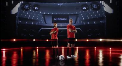 Nissan Ambassadors Anuncio