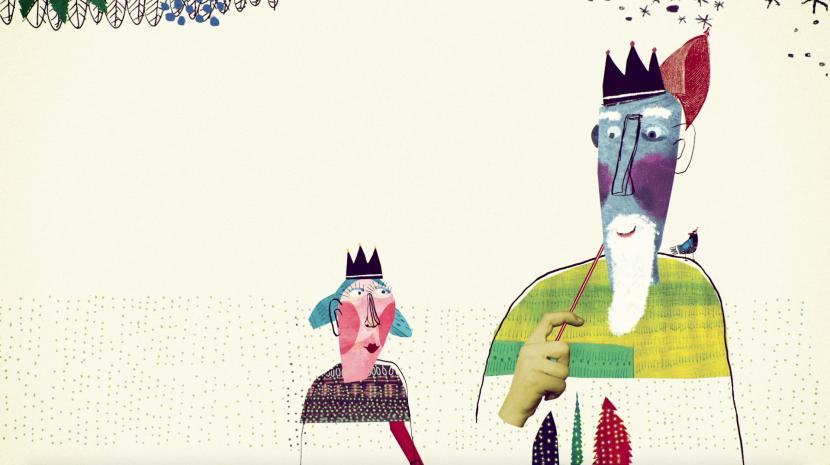 Hola Nadal Campaña Ayuntamiento Barcelona Animacion La Casa de Carlota