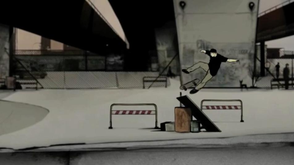 Mecal-Cartoon-Animation-Skateboard-4