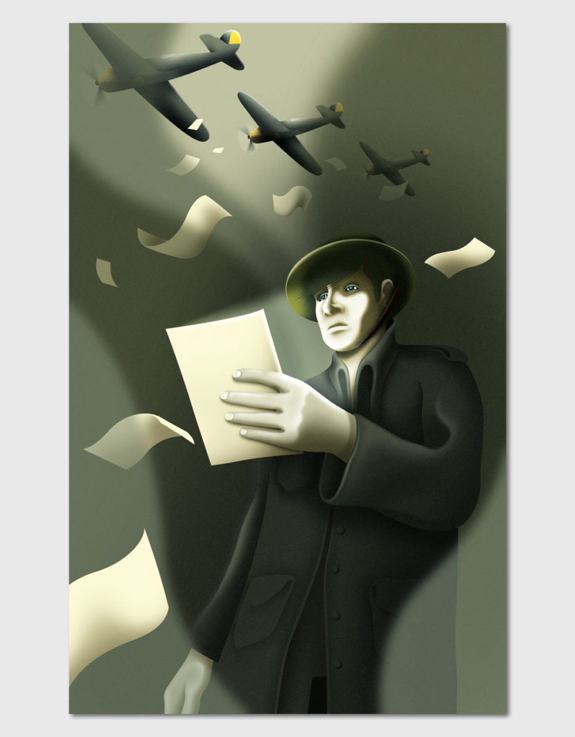 Ilustracion David Acevedo El Pais Tentaciones Dunkirk