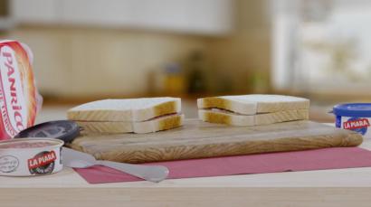 La Piara sandwich 3D Gru