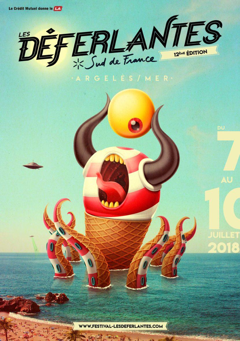 Festival Les Deferlantes Bakea