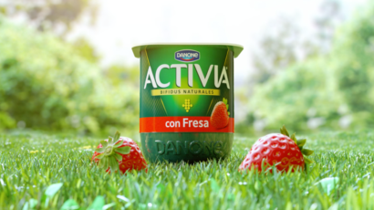 Activia Fruits 3D