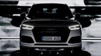 Anuncio Audi Fake Studio