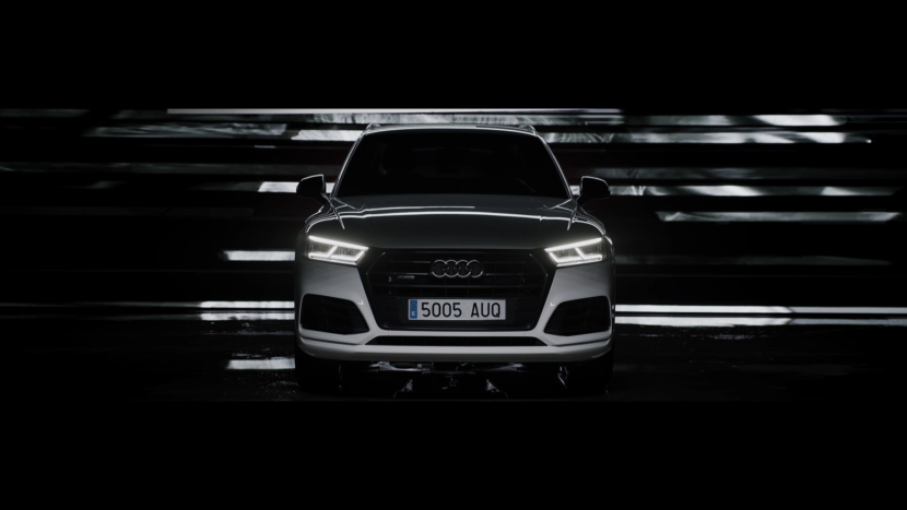 Audi Black Animaciones