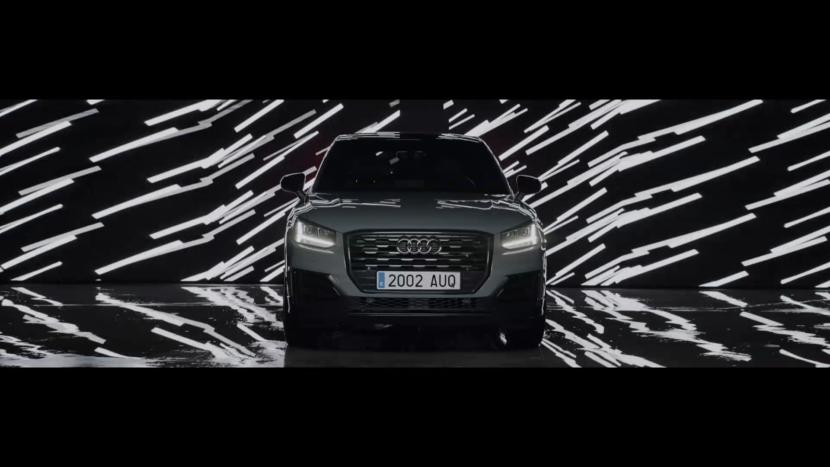 Audi Light Animations